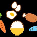 産後ダイエットに必要な三大栄養素 タンパク質・ビタミンとミネラル