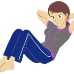 帝王切開後の産後ダイエットは腹筋の筋力回復がポイント