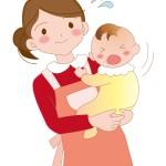 赤ちゃんの「ぐずり」の主な原因は?敏感に対応する事で夜泣きも軽減します!