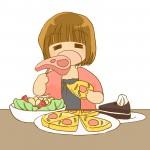 食生活の乱れが妊娠中や産後太りの一番の原因!?