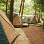 赤ちゃんと一緒にキャンプへ行こう!