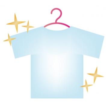 Tshirts hanger
