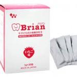 子どもの乳歯・永久歯を虫歯菌から守る![ブリアン]の特徴と口コミ