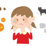 育児体験談 小児喘息の引き金になる子供のダニ・ハウスダストアレルギー