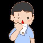 育児体験談 鼻血を出しやすい子供、我が家の止血法