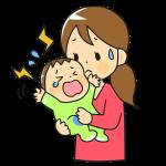 周期的に激しく泣く赤ちゃん、もしかしたら 『腸重積症』 かも?!