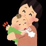 【ママ体験談】娘のゲップに悪戦苦闘