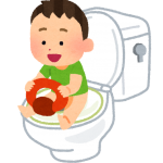 【ママ体験談】補助便座ってどのくらい使う?